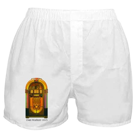 1015 Bubbler  Picture Boxer Shorts by CafePress
