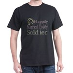 happily married to my soldier T-Shirt