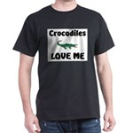 Crocodiles Love Me T-Shirt