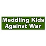 Meddling Kids Bumper Sticker