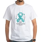 Tourette's Butterfly Ribbon