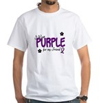 I Wear Purple For My Friend 14