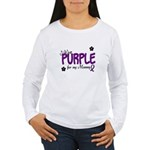 I Wear Purple For My Mommy 14