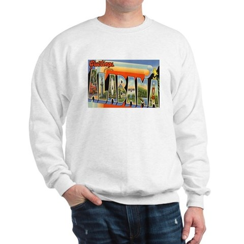 Product Image of Alabama AL Sweatshirt