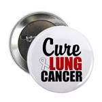 "Cure Lung Cancer 2.25"" Button"