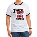 I Support The Fight (LC) Ringer T