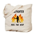 Firefighter Heat Tote Bag