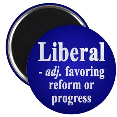 Liberal: favoring reform ()