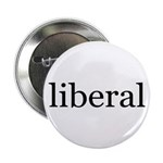 liberal buttons (10 pack)