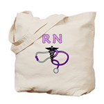 RN Medical Tote Bag