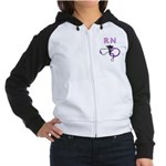 RN Medical Women's Raglan Hoodie