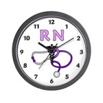 RN Medical Wall Clock
