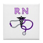 RN Medical Tile Coaster