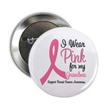 "Breast Cancer (Grandma) 2.25"" Button (10 pack)"