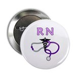"RN Medical 2.25"" Button"