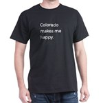 Native Colorado Gifts CO Colorado Mountain T-Shirt