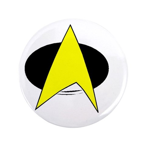 Star trek 3.5 Button