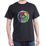 GLBT Rainbow Design T-Shirt
