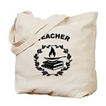 Teacher Theme Tote Bag