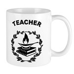 Teacher Theme Mug