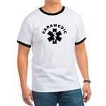 Paramedic Star of Life Ringer T