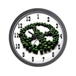 Peace peas 13 hour clock