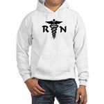 RN Symbol Hooded Sweatshirt