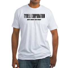 Tyrell Corp. Fitted T-Shirt