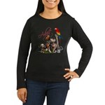 Adopt a Pet Women's Long Sleeve Dark T-Shirt