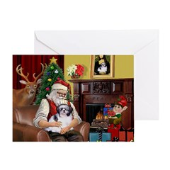 SHIH TZUCHRISTMAS CARDS