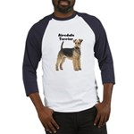 Airedale Terrier Baseball Jersey