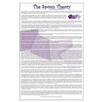 The Spoon Theory Large Poster
