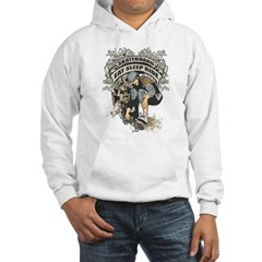 Skateboarders Hooded Sweatshirt