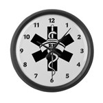 RN Nurses Large Wall Clock