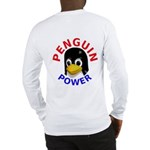 Penguin Power Long Sleeve T-Shirt
