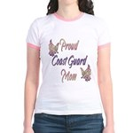 Proud Coast Guard Mom Shirts