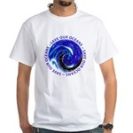 Save Our Oceans - Ring (Black Dolphin) T