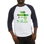 Go Green Florida Baseball Jersey