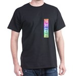 Pride Rainbow Vertical T-Shirt