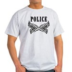 Police Tattoo Light T-Shirt