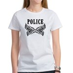 Police Tattoo Women's T-Shirt