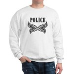 Police Tattoo Sweatshirt