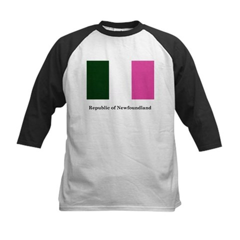 - Republic of Newfoundland Cupsthermosreviewcomplete Kids Baseball Jersey by CafePress