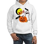 Halloween Friends Hooded Sweatshirt