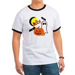 Halloween Friends Ringer T