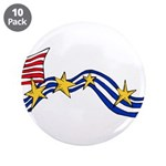 "Obama Biden 3.5"" Button (10 pack)"