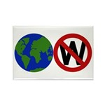 Earth Not Bush (100 fridge magnets)