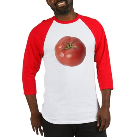 A Tomato On Your Baseball Jersey