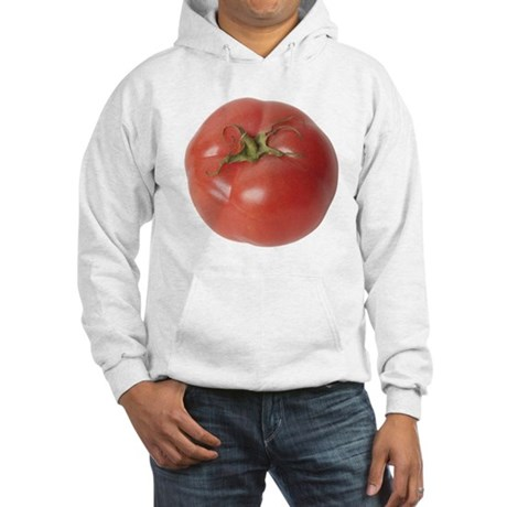 A Tomato On Your Hooded Sweatshirt
