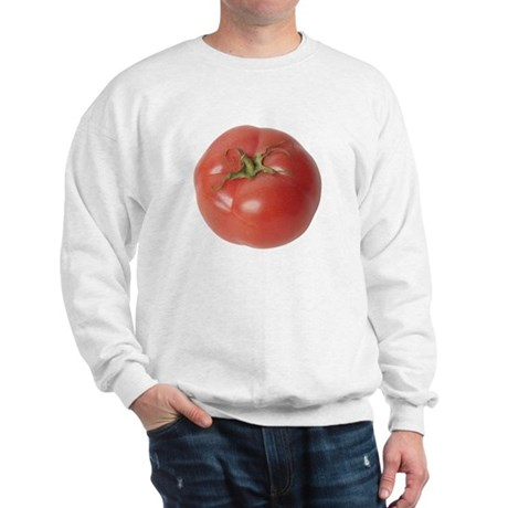 A Tomato On Your Sweatshirt